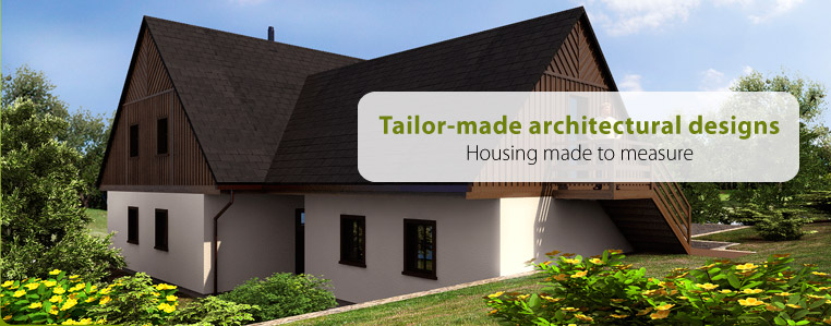 Tailor-made architectural designs